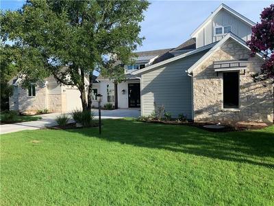 Lakeway Single Family Home Pending - Taking Backups: 121 Lakeway Dr
