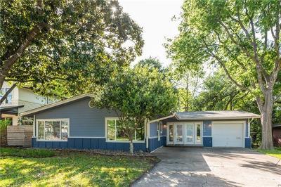 Austin Single Family Home Pending - Taking Backups: 2319 Westoak Dr
