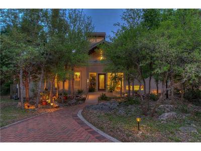 Driftwood Single Family Home Pending - Taking Backups: 144 W Vista Sierra Ln