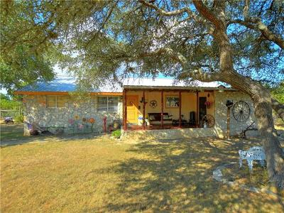 Dripping Springs Single Family Home For Sale: 1000 Kothmann Rd