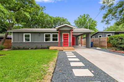 Single Family Home For Sale: 4709 Bandera Rd