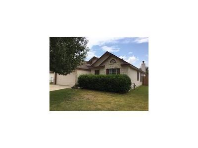 Kyle Single Family Home For Sale: 220 E Beau Ln Ln W
