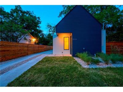 Austin Single Family Home For Sale: 1808 Ford St #A
