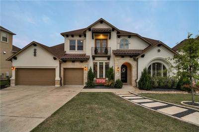 Austin Single Family Home For Sale: 18109 Heard Loop