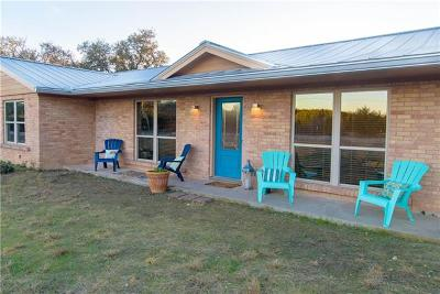 Buda, Kyle Single Family Home Pending - Taking Backups: 802 S Old Stagecoach Rd