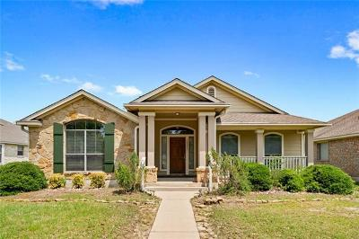 Pflugerville Single Family Home For Sale: 18205 Mammoth Cave Blvd