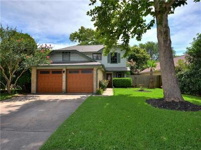 Travis County Single Family Home For Sale: 2404 Dowd Ln