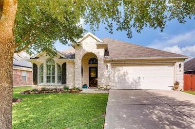 Hays County, Travis County, Williamson County Single Family Home For Sale: 10709 Sea Hero Ln