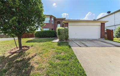 San Marcos Single Family Home For Sale: 1303 Sunflower Ln