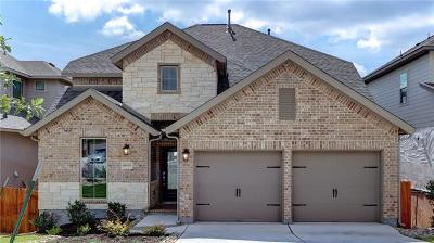 Single Family Home For Sale: 6600 Llano Stage Trl