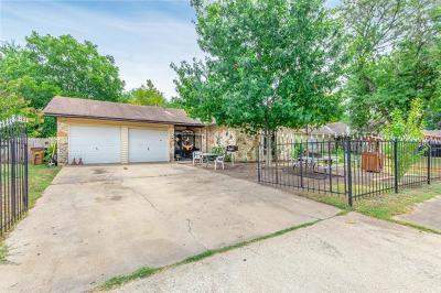 Austin Single Family Home For Sale: 4705 Bayside Dr