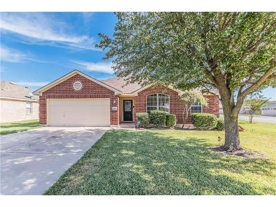 Hutto Single Family Home Pending - Taking Backups: 100 Kerley Dr