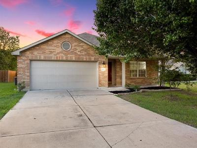Hutto Rental For Rent: 6013 Lone Star Ct