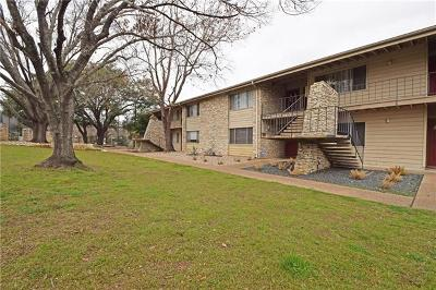 Austin Condo/Townhouse For Sale: 1304 Mariposa Dr #203