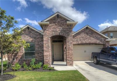 Pflugerville Single Family Home Pending - Taking Backups: 16420 Pienza Dr