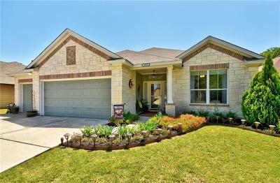 Kyle Single Family Home Pending - Taking Backups: 1709 Twin Cv