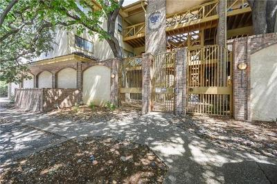 Austin Condo/Townhouse For Sale: 806 W 24th St #201
