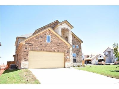 Pflugerville Single Family Home For Sale: 4116 Godwit Dr