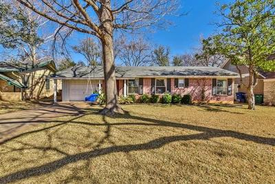 Travis County Single Family Home Pending - Taking Backups: 3102 Hunt Trl