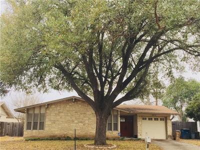 Travis County Single Family Home For Sale: 6810 Langston Dr