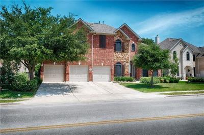 Round Rock Single Family Home Pending - Taking Backups: 2773 Lake Forest Dr NW