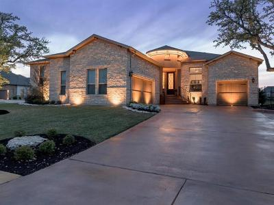 Leander Single Family Home For Sale: 2421 Legend Trl