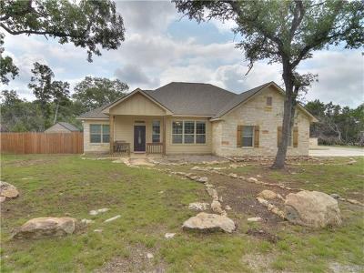 Wimberley TX Single Family Home For Sale: $289,900