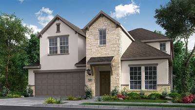 Leander Single Family Home For Sale: 4605 Lucabella Ln