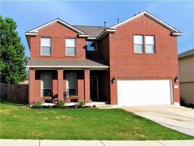Buda, Kyle Single Family Home For Sale: 415 Bloomsbury Dr