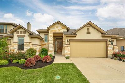 Pflugerville Single Family Home For Sale: 18008 Turning Stream Ln