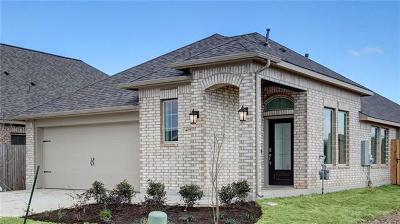 San Marcos Single Family Home For Sale: 405 Lacey Oak Loop