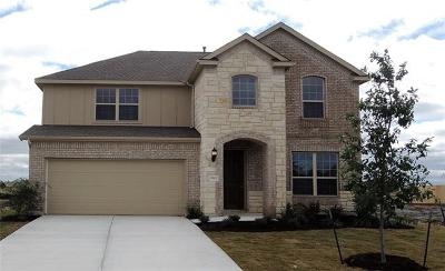 Pflugerville Single Family Home For Sale: 20821 Rolling Creek Rd