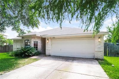 Pflugerville Single Family Home For Sale: 603 Runners Rdg