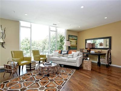 Condo/Townhouse For Sale: 1600 Barton Springs Rd #3304
