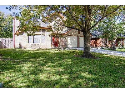 Pflugerville Single Family Home For Sale: 513 Spanish Ridge Cove NE