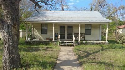 Bastrop Single Family Home For Sale: 1316 Farm St