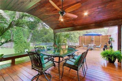 Buda Single Family Home Pending - Taking Backups: 12520 Taylor Dr