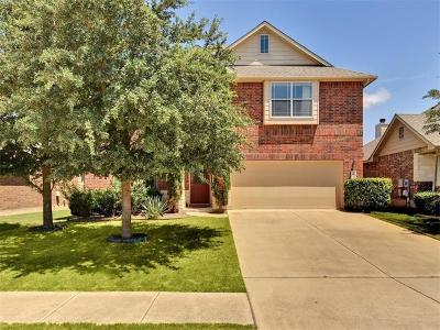 Leander Single Family Home For Sale: 2409 Chimney Rock Rd