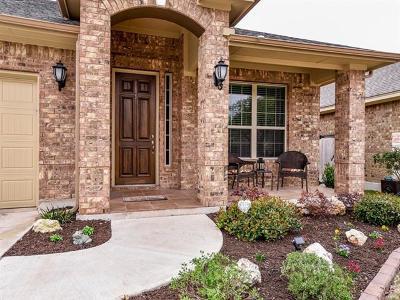 Leander Single Family Home For Sale: 3017 Desert Shade Bnd