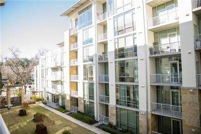 Austin Condo/Townhouse For Sale: 1600 Barton Springs Rd #6302