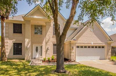 Single Family Home For Sale: 6818 Thistle Hill Way