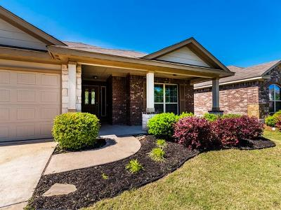 Pflugerville Single Family Home Pending - Taking Backups: 4533 Tiddle Ln