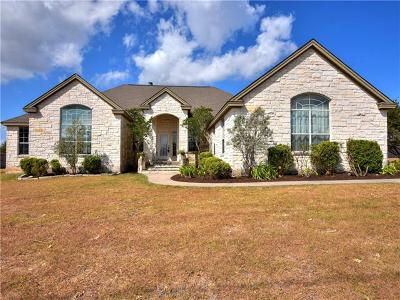 Liberty Hill Single Family Home For Sale: 118 Laura Ln
