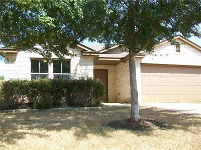 San Marcos Single Family Home For Sale: 1914 Stonehaven