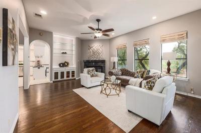 Austin Single Family Home For Sale: 6007 Bon Terra Dr