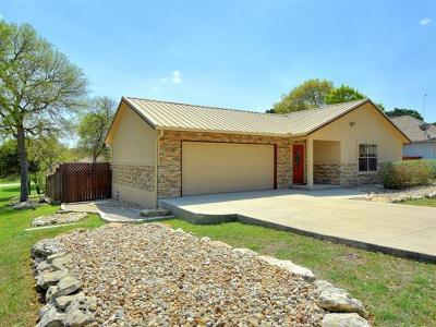 Wimberley Single Family Home Pending - Taking Backups: 2 Saddle Rock Rdg