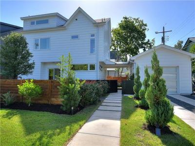 Travis County Single Family Home For Sale: 3807 Oakmont Blvd