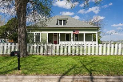 Taylor Single Family Home Pending - Taking Backups: 702 Brown St