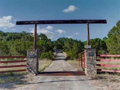 Wimberley Single Family Home Pending - Taking Backups: 3001 Fm 3237