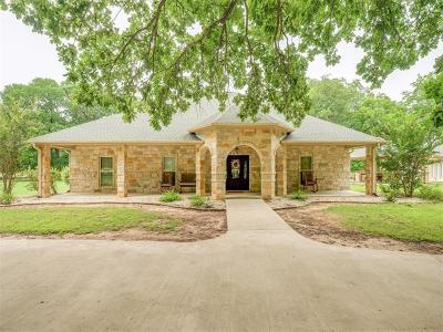 Bosque County, Bell County, Burnet County, Calhoun County, Coryell County, Lampasas County, Limestone County, Llano County, McLennan County, Mills County, Milam County, San Saba County, Williamson County, Hamilton County, Travis County, Comal County, Comanche County, Kendall County Single Family Home For Sale: 3313 County Road 421